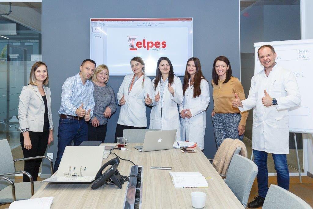 Certyfikacja ISO w Elpes